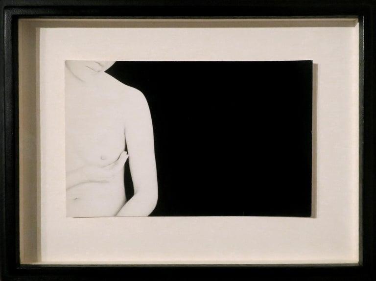 Yamamoto Masao, #1140 from Nakazora, 2002, gelatin silver print. - Photograph by Masao Yamamoto