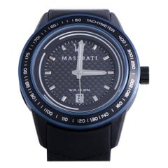 Maserati Corsa R8851110003, Millimeters Brown Dial, Certified and Warranty