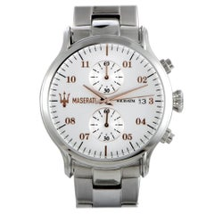 Maserati Epoca R8873618002, Millimeters Brown Dial, Certified and Warranty
