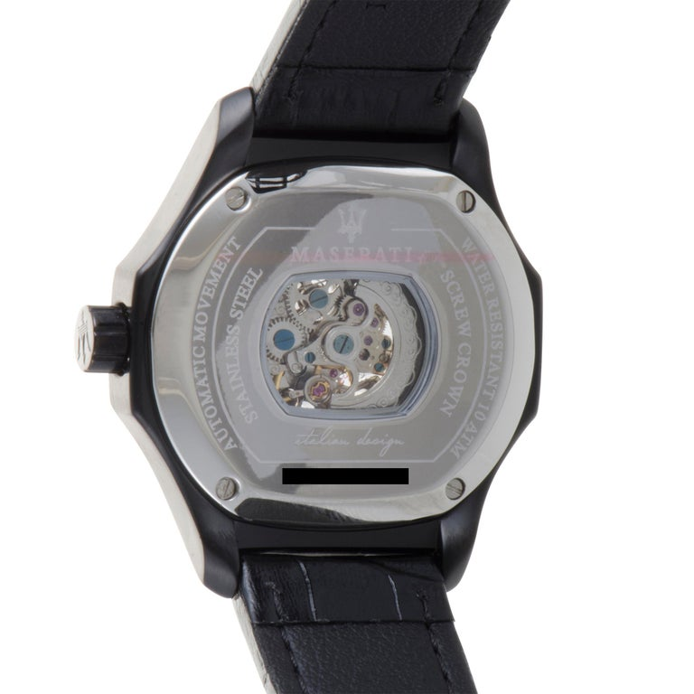 Maserati Fuoriclasse Men's Automatic Watch R8821116008 In New Condition For Sale In Southampton, PA