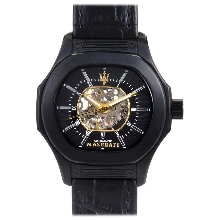 Maserati Fuoriclasse Men's Automatic Watch R8821116008 For Sale