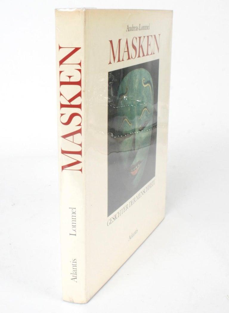 Masken Gesichter Der Menschheit 'Face Masks of Humanity', First Edition For Sale 13