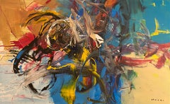 """""""Flourishing"""" oil on canvas"""