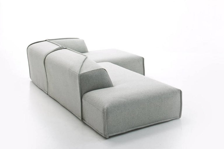 Modern M A S Modular Sofa By Patricia Urquiola For Moroso In Fabric