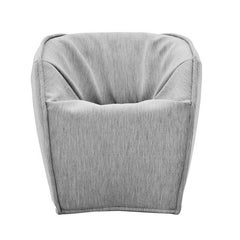 M.A.S.S.A.S Small or Large Armchair by Patricia Urquiola for Moroso in Fabric