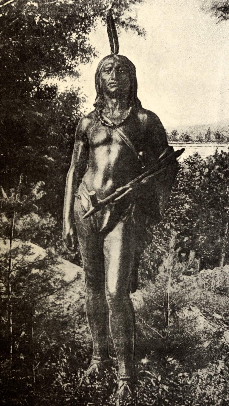 Massasoit of the Wampanoags by Alvin G. Weeks. Privately Printed, The Plimpton Press, 1920.