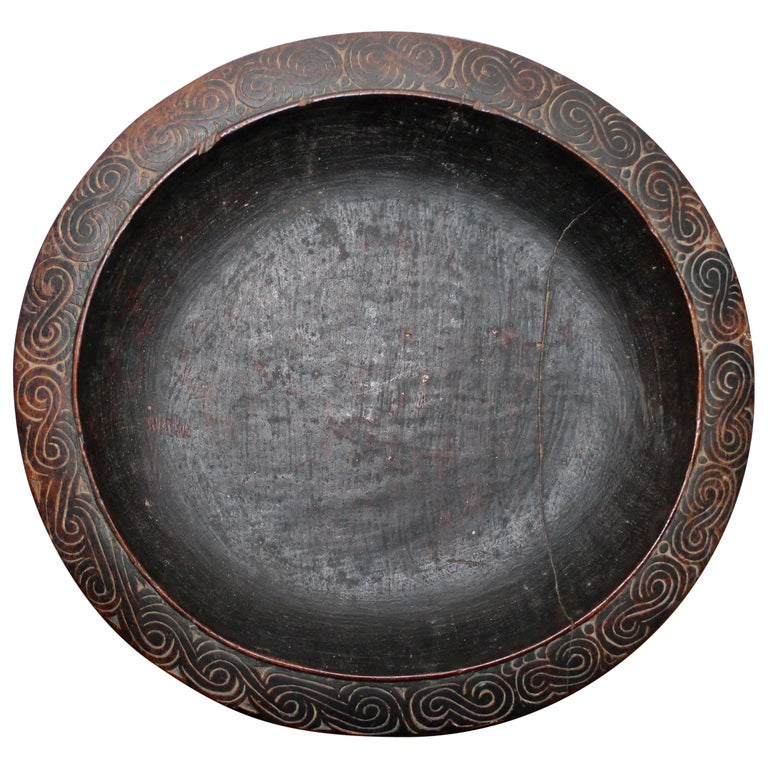 Massim Food Bowl Trobriand Islands Papua New Guinea For Sale