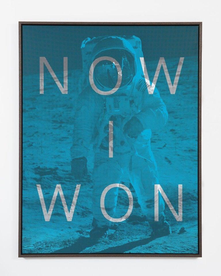 Now I Won - Mixed Media Art by Massimo Agostinelli