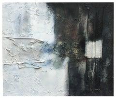 LUCKY DAY - Massimo Caiafa Abstract Mixed Media on Canvas