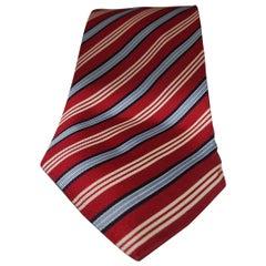 Massimo Dutti Vintage multicoloured tie