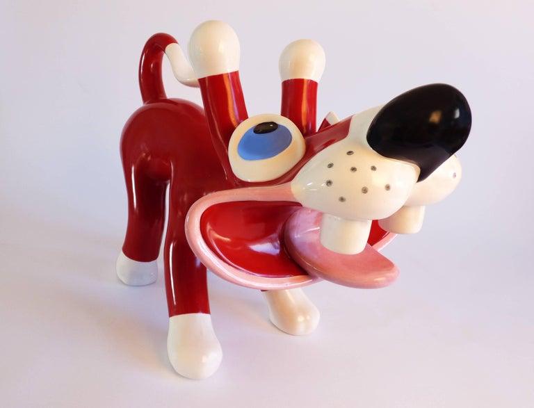 Modern Massimo Giacon Masocane Sculpture Superego Editions, Italy For Sale