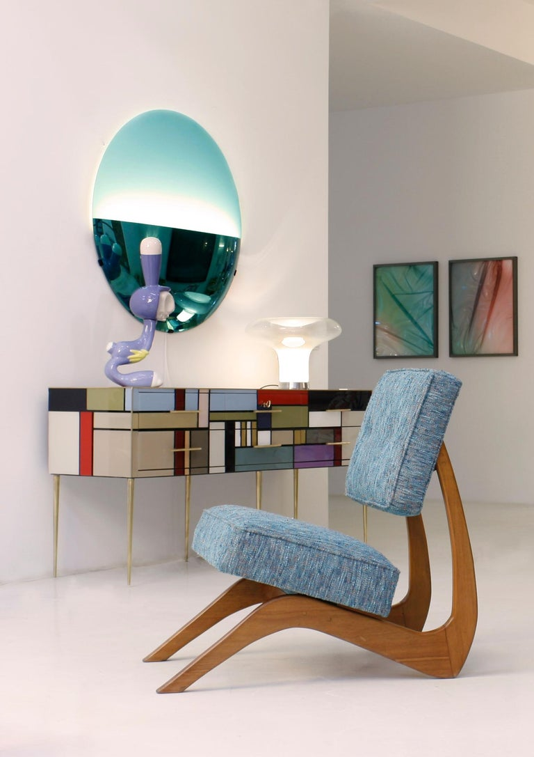 "Massimo Giacon's Edited by Superego Modern ""Coniglieschio"" Italian Sculpture For Sale 1"