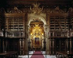 Biblioteca de Coimba (Coimbra Library), Portugal
