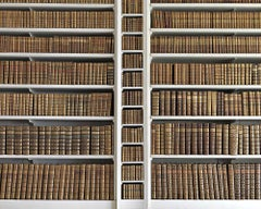 Biblioteca St. Emmeram II (Library), Regensburg, Germany