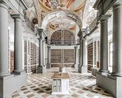 Biblioteca St. Emmeram III (Library), Regensburg, Germany