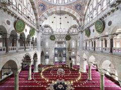 Kılıç Ali Paşa Mosque, Istanbul, Turkey