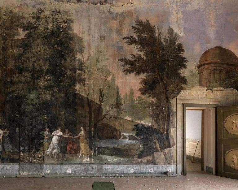 Massimo Listri Color Photograph - Manicomio, Montelupo, Fiorentino