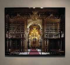 Massimo Listri - Biblioteca de Coimba (Coimbra Library), Portugal