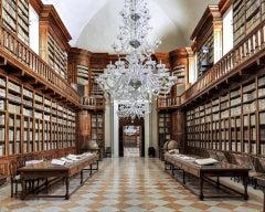 Massimo Listri Biblioteca Teresina I, Mantova