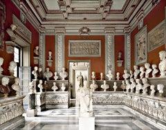 Massimo Listri, Musei Capitolini, Sala degli Imperatori Roma