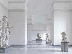Massimo Listri Museo Archeologico I, Napoli, 2018