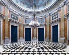 Massimo Listri Palacio Nacional da Ajuda Lisbona (Sala da Ballo)