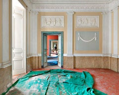Massimo Listri Palazzo D'Avalos, Naples Large Format Photographs Interiors