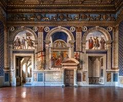 Massimo Listri, Palazzo Vecchio Sala dei Gigli, Firenze