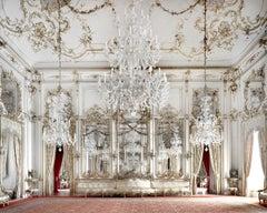Palazzo del Quirinale, Sala degli specchi, Rome, Italy
