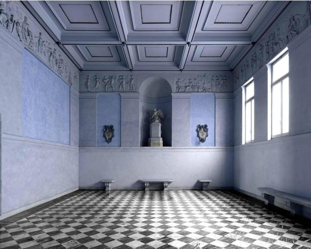 Palazzo del Quirinale Sala Napoleonica