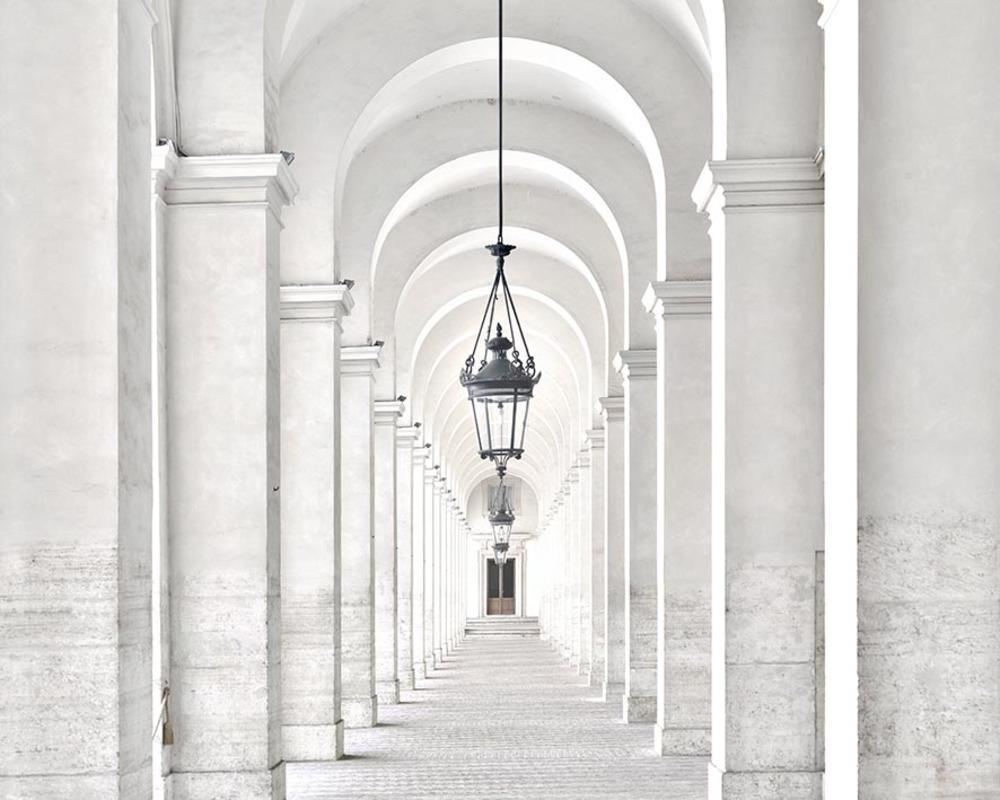 Porticato del Cortile d'Onore, Palazzo del Quirinale, Roma 2015