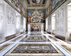 Sala degli Ambasciatori, Palazzo del Quirinale, Roma 2015