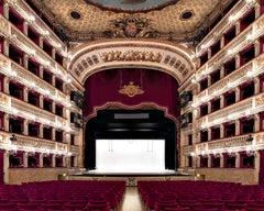 Massimo Listri, Teatro San Carlo, Napoli, Italy (Theater Naples)
