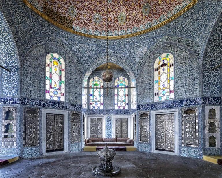 <i>Topkapi Palace, Yerevan Pavilion I, Istanbul, Turkey,</i> 2018, by Massimo Listri, offered by CHROMA+Gallery