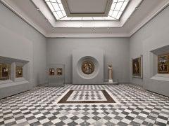 Uffizi, Sala di Michelangelo I, Firenze
