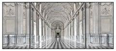 Venaria Reale, Torino (Triptych)