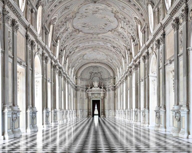Massimo Listri Landscape Photograph - Venaria Reale VII