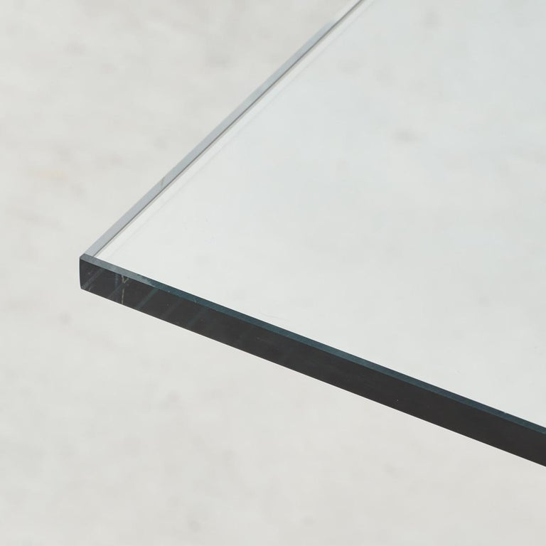 Marble Massimo Vignelli Dining Table For Sale