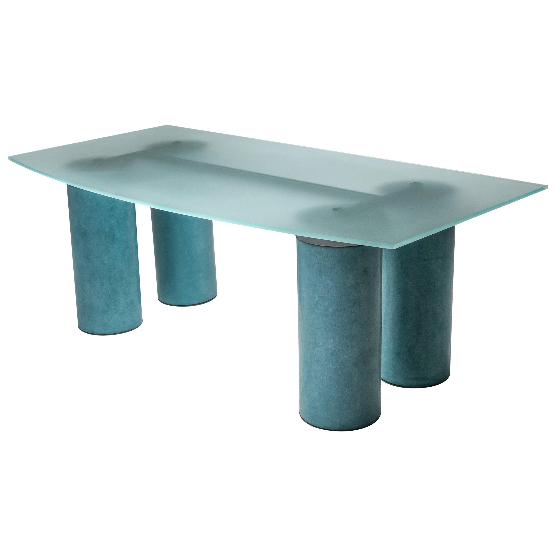 Massimo Vignelli 'Serenissimo' Table Desk for Acerbis