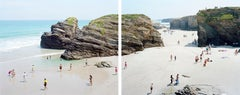 #442 Las Catedrales Diptych