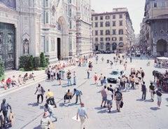 Firenze Via Via, from A Portfolio of Landscapes and Figures