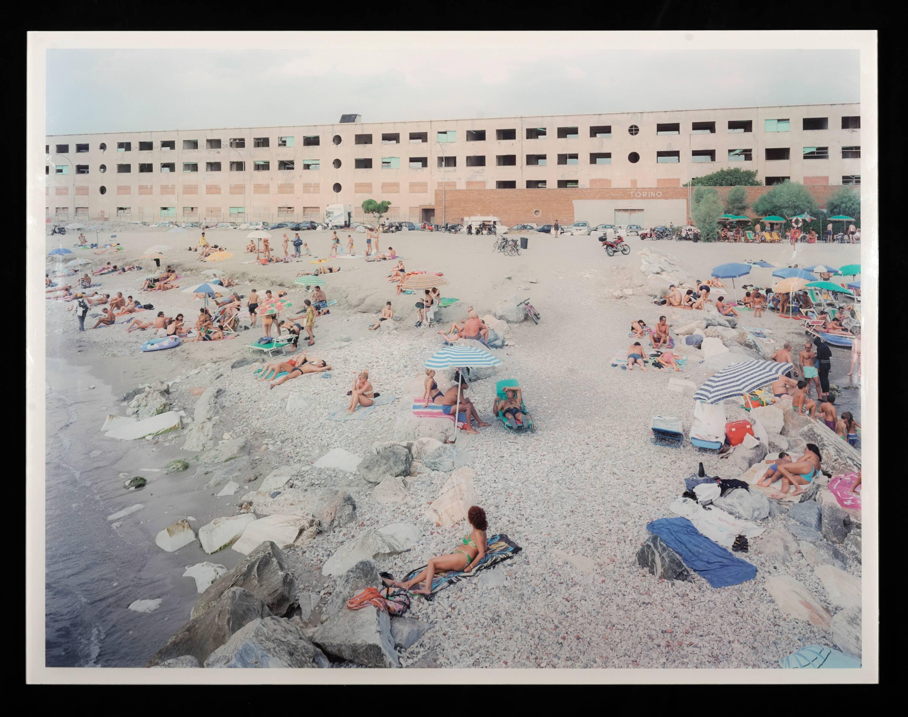 Massimo Vitali - VW Lernpark, Photograph: For Sale at 1stdibs