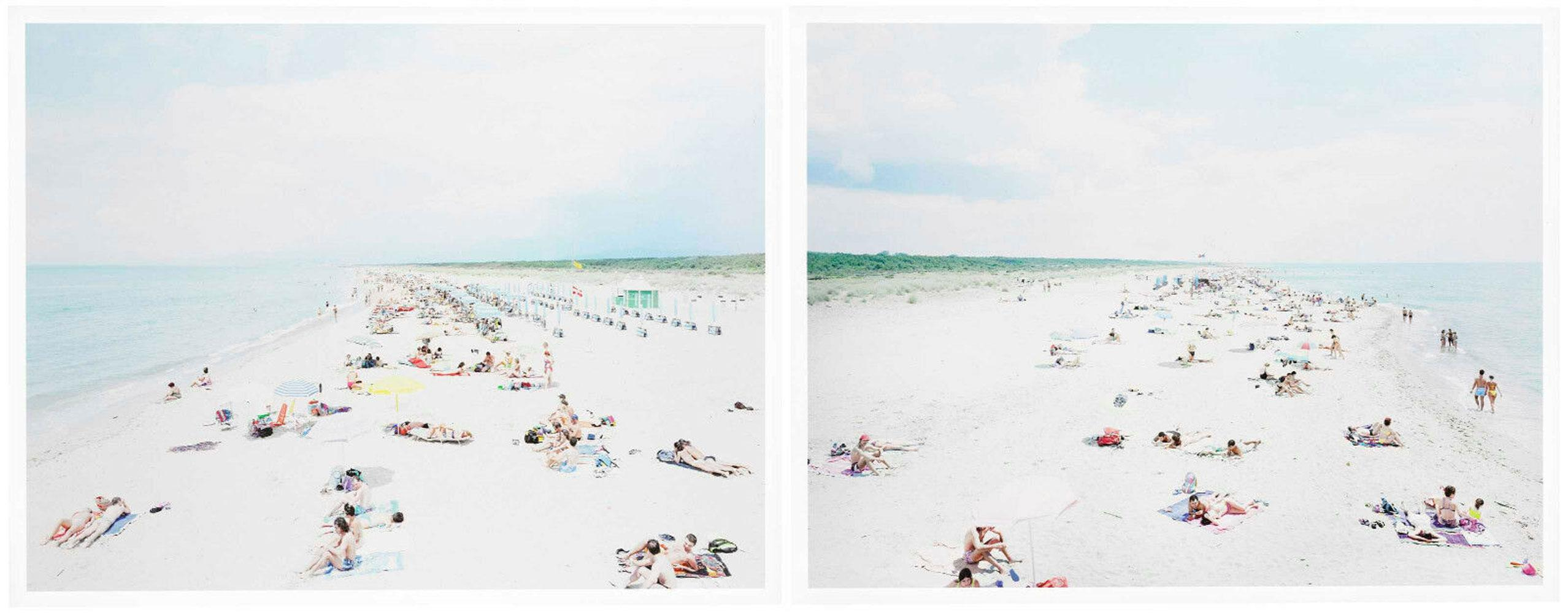 Vechianno North and South Diptych
