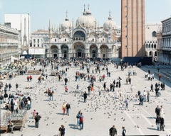 Massimo Vitali Venezia San Marco, from Landscapes with Figures