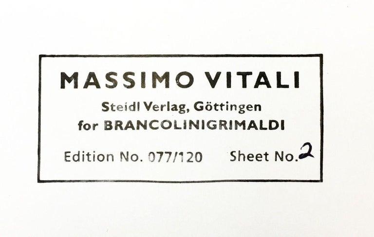 MARINA DI CARRARA TORRE FIAT - Print by Massimo Vitali