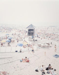 "Massimo Vitali, ""Knokke Beach V"", 2006 Limited Edition Print"