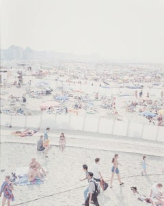 "Massimo Vitali, ""Knokke Beach, IV"", 2006 Limited Edition Print"