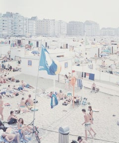 "Massimo Vitali, ""Knokke Beach III"", 2006 Limited Edition Print"