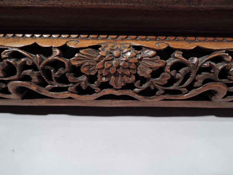 Massive Antique Japanese Silver Jewel Casket with Guardian Dragons For Sale 5