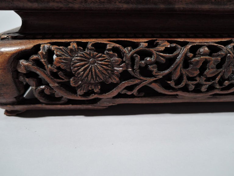 Massive Antique Japanese Silver Jewel Casket with Guardian Dragons For Sale 4